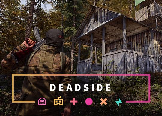 Deadside Server от GPORTAL