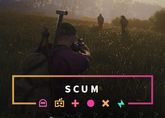Mise à jour SCUM 0.4 - Lock'n'Load