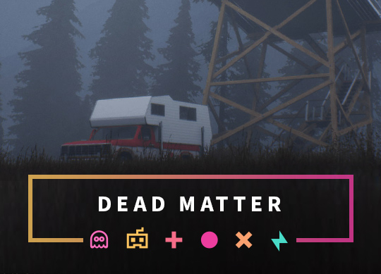 Dead Matter Server bei uns bestellen
