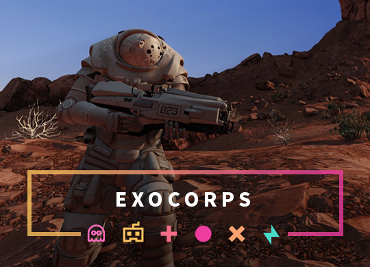 Epic airfights: ExoCorps now at GPORTAL