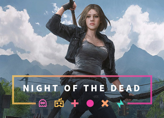 Zombies, Base Building, Survival: Night of the Dead now available