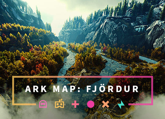 Our own GPORTAL ARK: Survival Evolved map Fjördur gets a big update today!