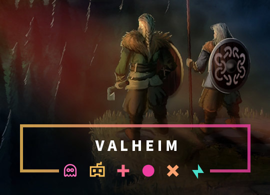 Valheim - The brutal world of the Vikings!