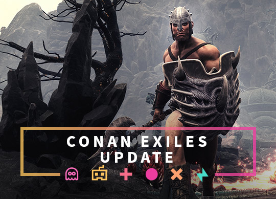 Conan Exiles DLC: Isle of Siptah like new!