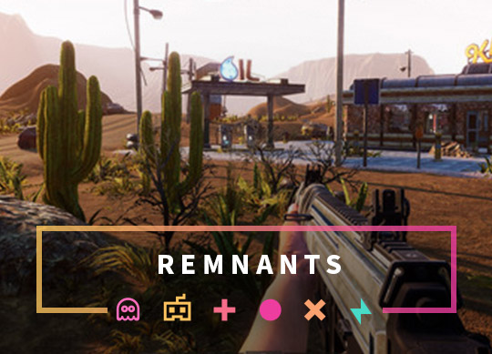 Remnants - The Wasteland awaits you!