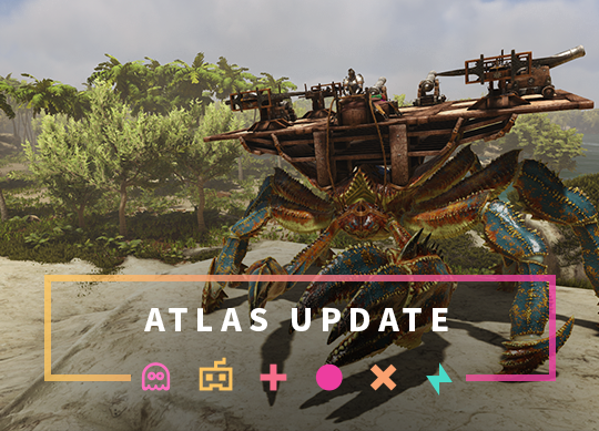 Atlas Update - Trade Winds