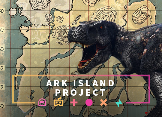 GTime & Rumathra ARK Island PVP Project