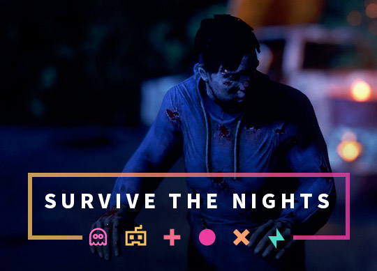 Survive the Nights - How many nights can you survive?