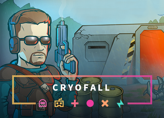CryoFall - The science fiction simulator!
