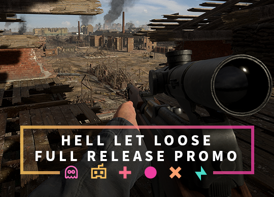 For the full release of Hell Let Loose we have a treat for you