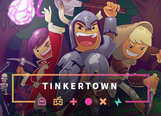 Tinkertown - The sandbox experience awaits you!