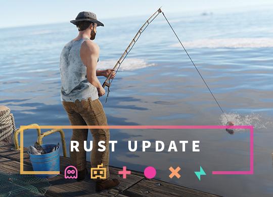 """Rust - """"Andare in profondità"""" con il nuovo update"""
