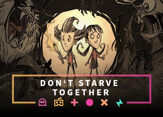 Don't Starve - Jetzt im Multiplayer