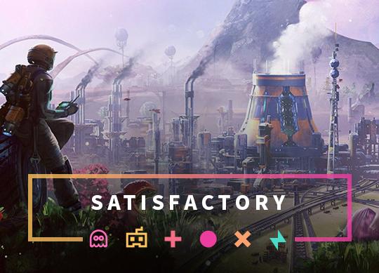 Satisfactory - Der Wettkampf um die beste Automatisierung hat begonnen!