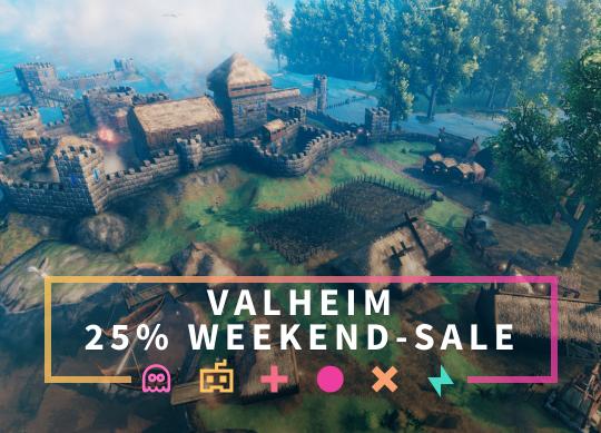 """Valheim - """"Hearth & Home"""" Update und 25% Weekend Sale"""