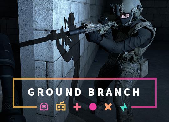 Ground Branch - Sparatutto tattico con ampie opzioni di ottimizzazione.