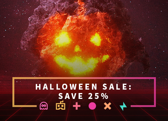 Halloween Ingame Events and GPORTAL Sale
