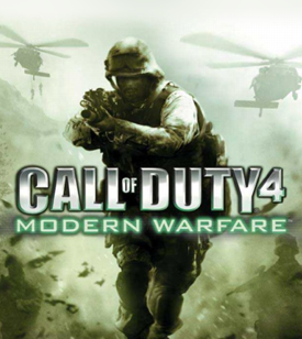 Call of Duty 4: Modern Warfare (CoD 4) server hosting