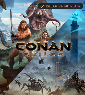 Conan Exiles PS4 server hosting // Gameserver by GPORTAL