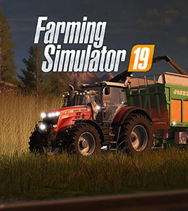 Farming-Simulator 2019 server hosting (FS19 server) // Gameserver by